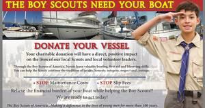 Boy Scout promo
