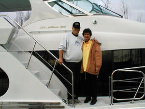 Ed and Bonnie Stetson