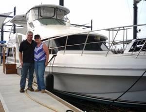 Greg and Kathy Jones