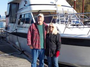Tom and Kay